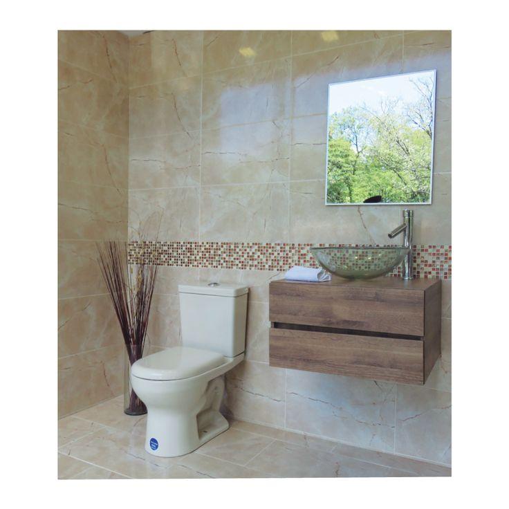 Mejores 20 im genes de muebles de ba o en pinterest for Great un bano con paredes en naranja de