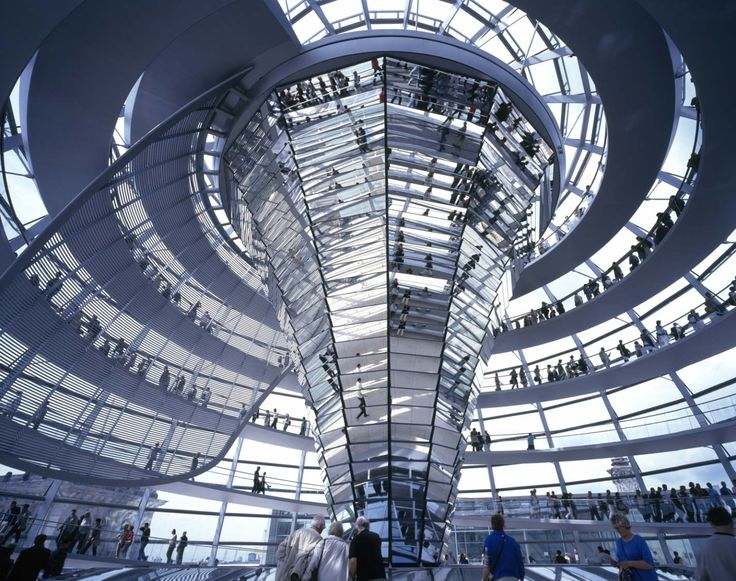 Reichstag, New German Parliament | Projects | Foster + Partners