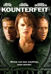 Kounterfeit   - FULL MOVIE - Watch Free Full Movies Online: click and SUBSCRIBE Anton Pictures  FULL MOVIE LIST: www.YouTube.com/AntonPictures - George Anton -   Too much money and not enough people to trust. That's where the street-smart Hopscoth and Frankie find themselves after a counterfeiter who gave them three million in funny money is brutally murdered.Full Frames, Movie Pictures, Funny Movie, Buy Kounterfeit, Free Full, Favorite Movie, Kounterfeit Full, Movie Online, Full Movies