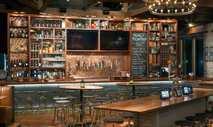 Dive Bar Man Cave : Ultimate bar iga style pinterest basements