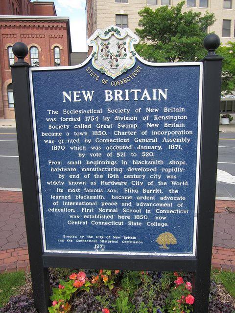 New Britain, Connecticut