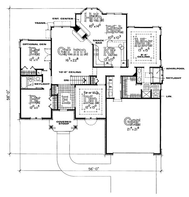 165 best Houseplans images on Pinterest | Architecture, Dreams and ...