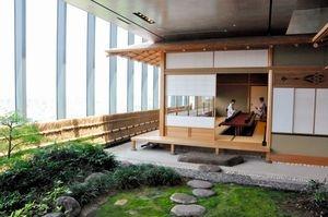 Chashitsu (tea rooms)