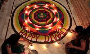 Happy Diwali from Little Cherry!