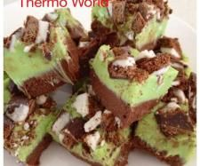 CHOC MINT FUDGE | Official Thermomix Recipe Community