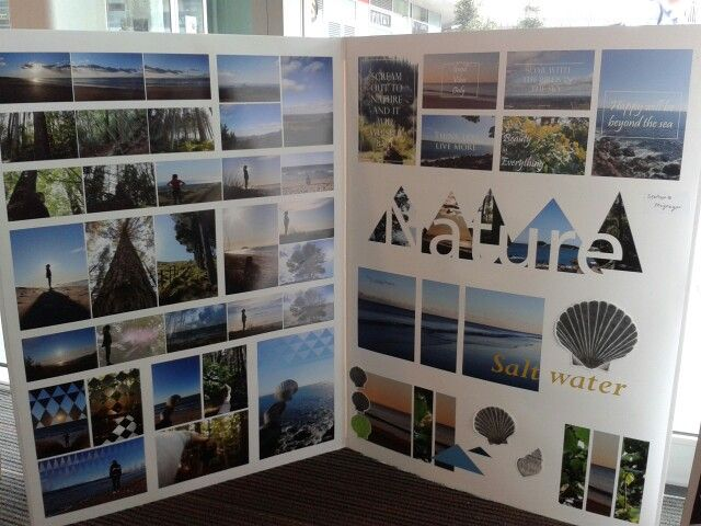 Level 1 Photography and Design Folioboard