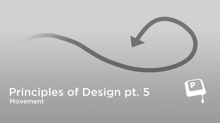 """Principles of Design: Movement - This episode of the Principles of Design is all about dynamic compositions. The path your viewers' eyes follow though a painting is no accident, so make sure you're using it to your advantage! In truth, each Principle of Design is intended to help guide the viewer's eye, but """"motion"""" is especially effective at this goal. ★ 