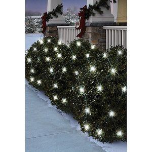 Christmas Light Netting