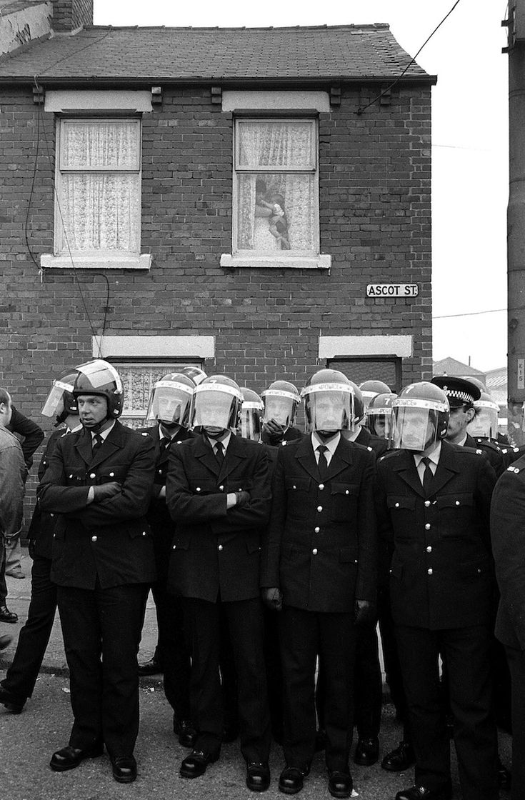 Moving Images of the 1980s UK Miners' Strike | VICE | United States