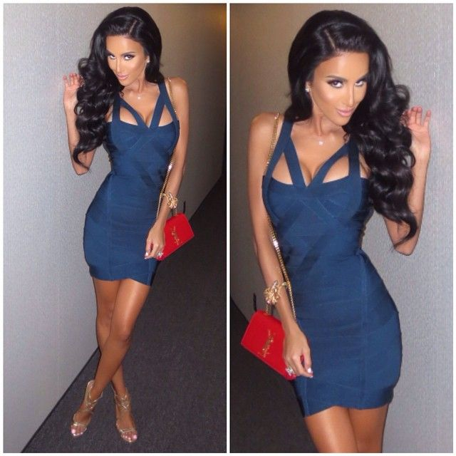 888 best images about Shopping - Dresses - Herve Leger ... Lilly Ghalichi Black Dresses