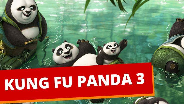 KUNG FU PANDA 3, O GIGANTE DE FERRO E LOVE THE COOPERS