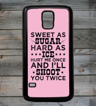 Country Girls™ Shoot Twice Galaxy S5 Phone Case/Cover