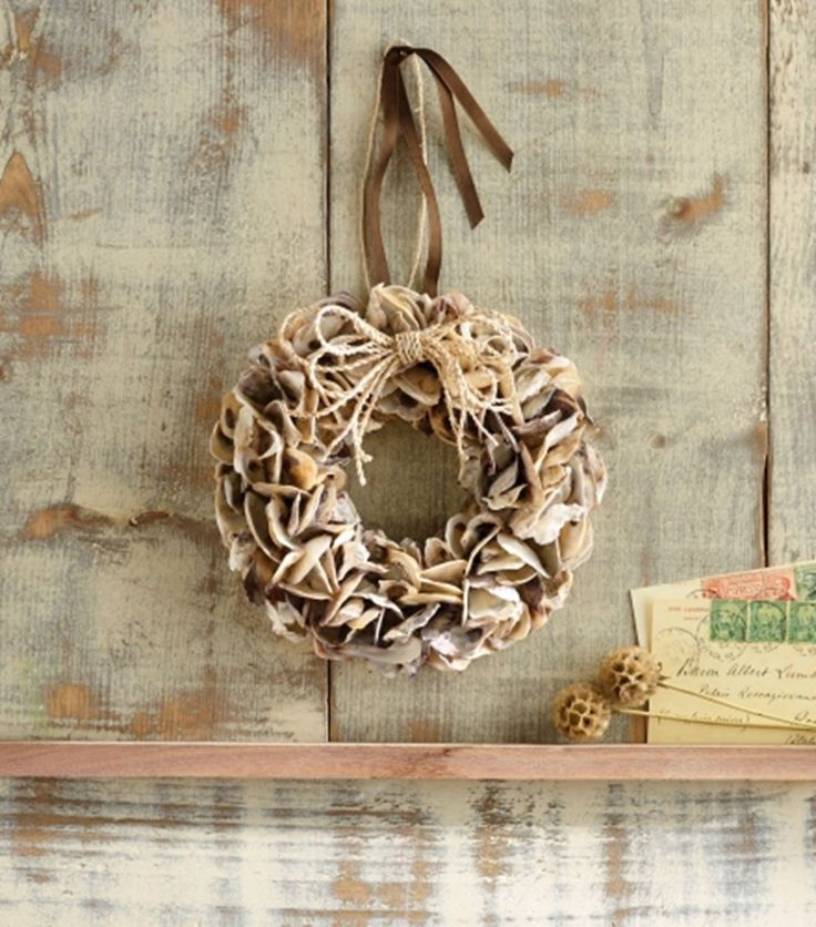 19 best Seashell Christmas images on Pinterest