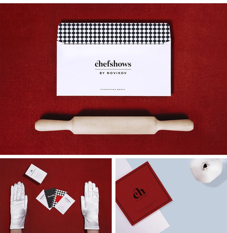 Chefshows on Behance
