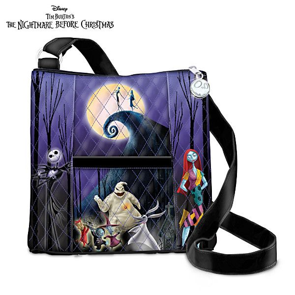 Tim Burton's The Nightmare Before Christmas Handbag