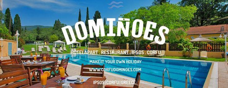 Διαγωνισμός InPozar – Λουτρά Πόζαρ με δώρο ένα 3ήμερο για 2 άτομα στην μαγευτική Κέρκυρα στο ΞενοδοχείοDominoes Corfu