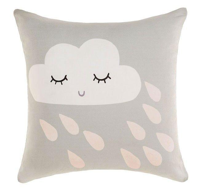 Lilou 45x45cm Filled Cushion Apricot - Kids | Manchester Warehouse