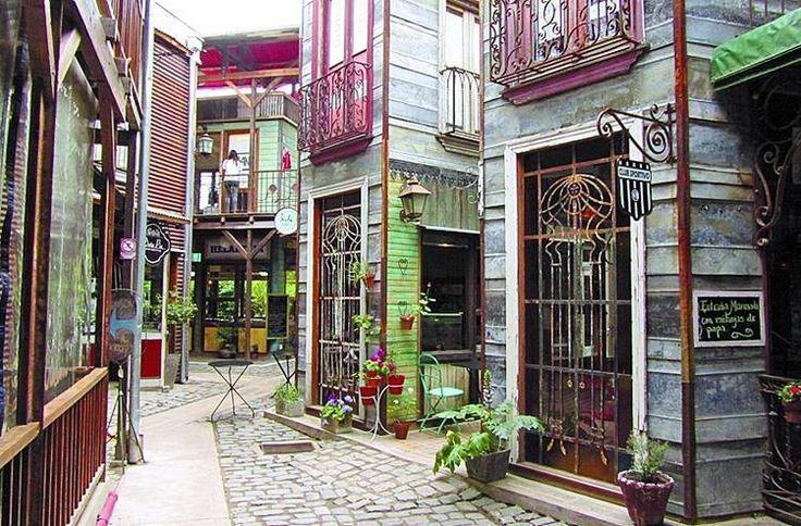 El Mercado Maschwitz. Buenos Aires