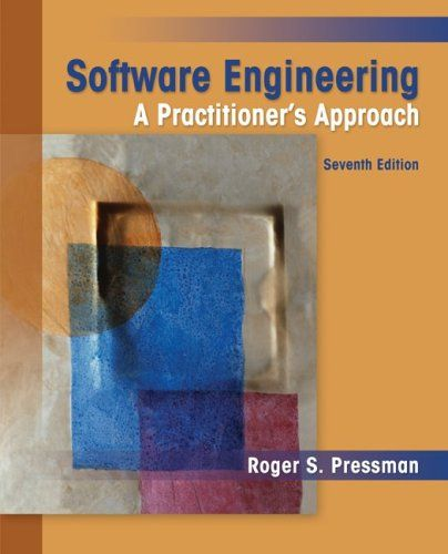I'm selling Software Engineering A Practitioner's Approach by Roger Pressman - $20.00 #onselz
