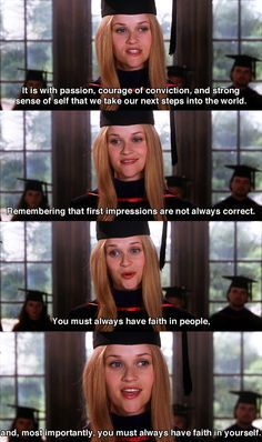 Image result for elle woods quotes