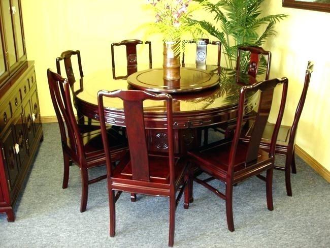 Oriental Dining Room Ideas Luxury Dining Chair Round Dining Set