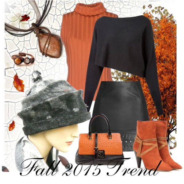 Fall Trends by chinnok-design on Polyvore featuring Crea Concept, Dušan, Topshop, Isabel Marant and Braccialini