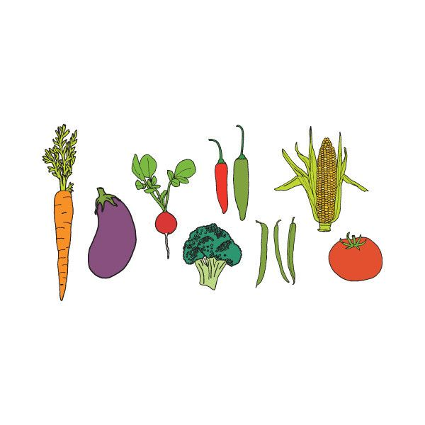 TATTLY TEMPORARY TATTOOS, VEGETABLE SET ($15)      Tattly tattoos may be one of my favorite new things of the year. Designy temporary body art? Who can resist?! I, of course, am a sucker for the vegetable set which make an awesome kids gift or stocking stuffer but, if you're looking for something spicier, check out the many other options in the Tattlly food section.