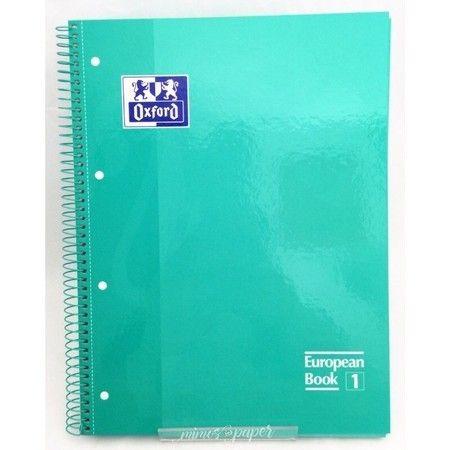 Caderno Oxford Europeanbook
