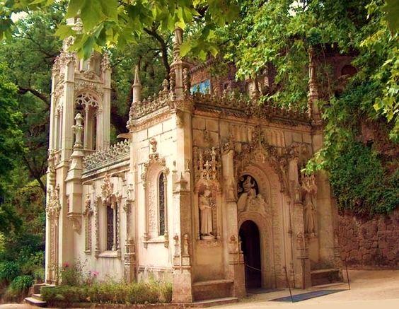 Capela Quinta Regaleira - Sintra