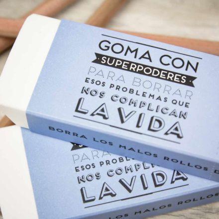 mrwonderful_goma_borrar_esos_problemillas_05 Se vende en: www.mrwonderfulshop.es #goma #borrar #XXL