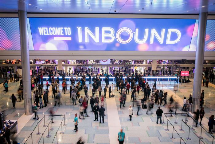 Inbound included more than 250 sessions, celebrity speakers such as Anna Kendrick and Michael Strahan, networking activities, entertainment from Leslie Odom, Jr., and other activities.