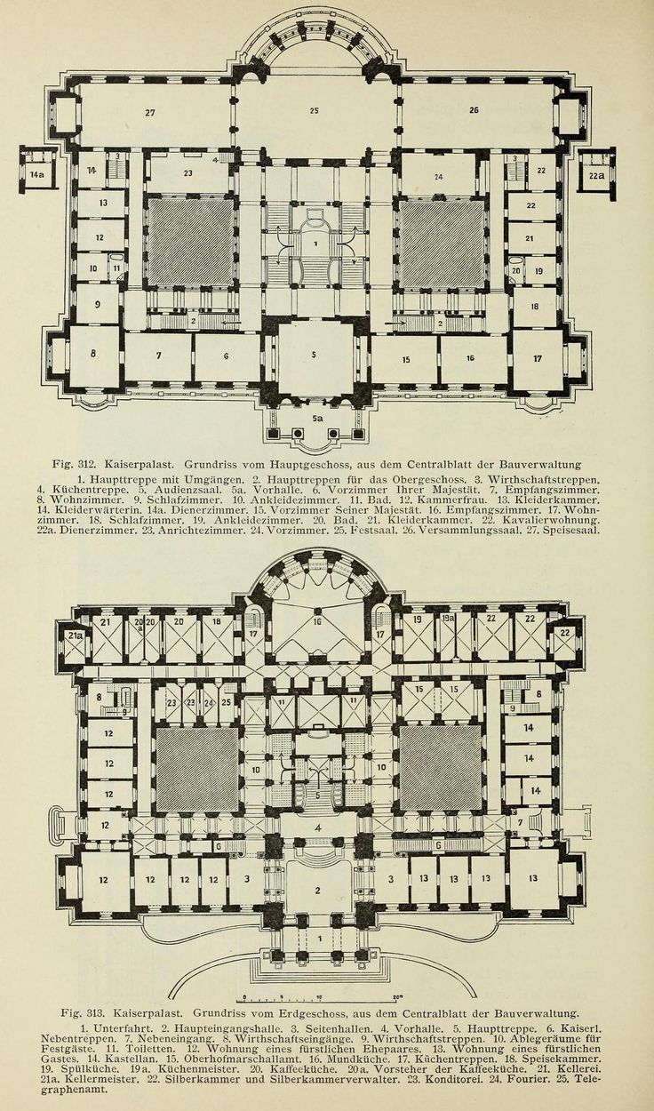 1000 images about palaces royal residences chateaus on for Palace plan