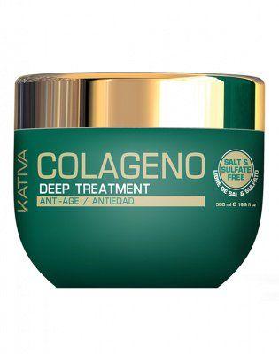 Маска для волос Интенсивный коллагеновый уход COLLAGENO Kativa, 500 гр. от Kativa