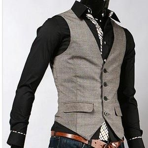 Vests are the best. That little gap at the bottom? above the belt buckle?  distracting to say the least ;-)