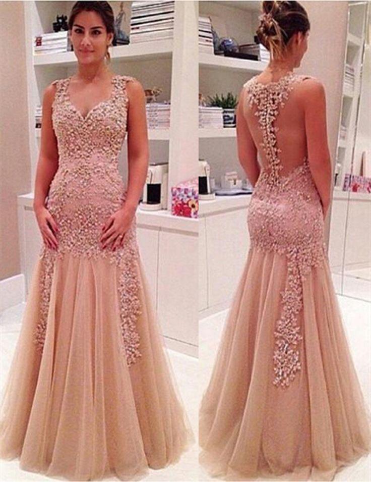 Prom dress kika - Boulcom dress style 2018