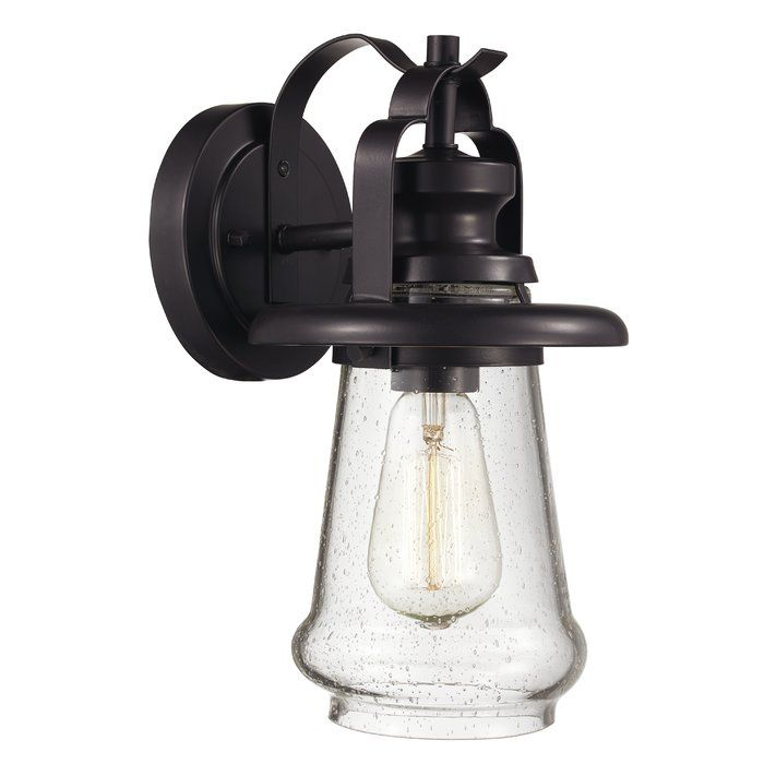 Casey 1-Light Outdoor Wall Sconce