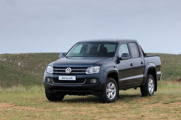 VW Amarok goes auto