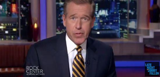NBC Nachrichtensprecher Brian Williams rappt Snoop Dogg's 'Nuthin' But a 'G' Thang' on http://www.drlima.net