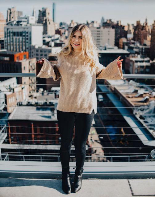 December in NYC | Danielle Marie Carolan