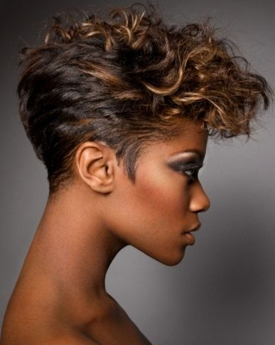 Magnificent 1000 Images About Hair Styles On Pinterest Black Short Short Hairstyles Gunalazisus