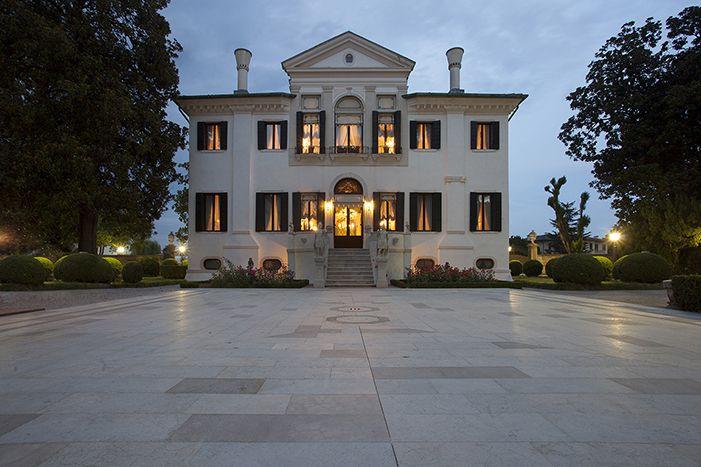 Villa Franceschi, Mira - Venezia, Italy #RelaisChateaux #VillaFranceschi #Italy