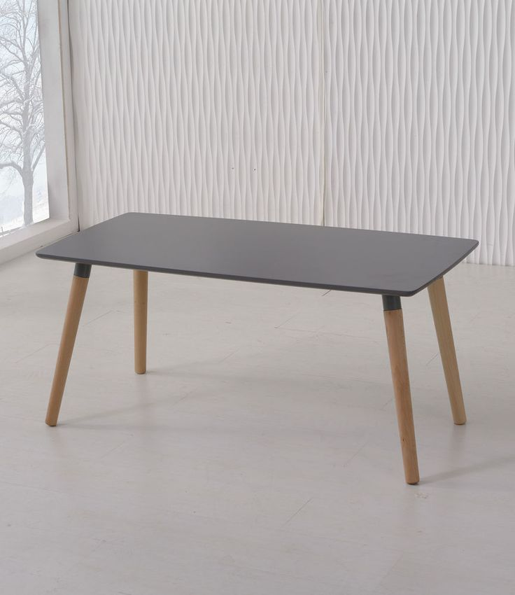 Naples Coffee Table (Grey)  Naples Wooden PU Coated Coffee Table accompanied by Beechwood legs is available in a wide range of colours and would be a stylish addition to any living room.  Learn more  http://www.ebay.co.uk/itm/272225746931