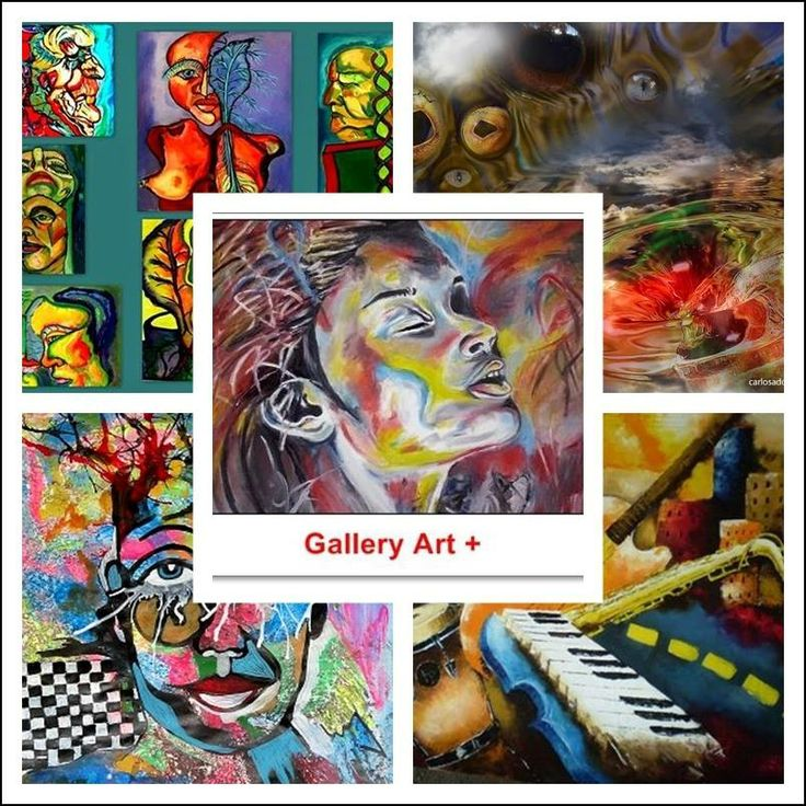 GOOGLE + :  Gallery Art +  https://plus.google.com/u/0/communities/113096343633011913823