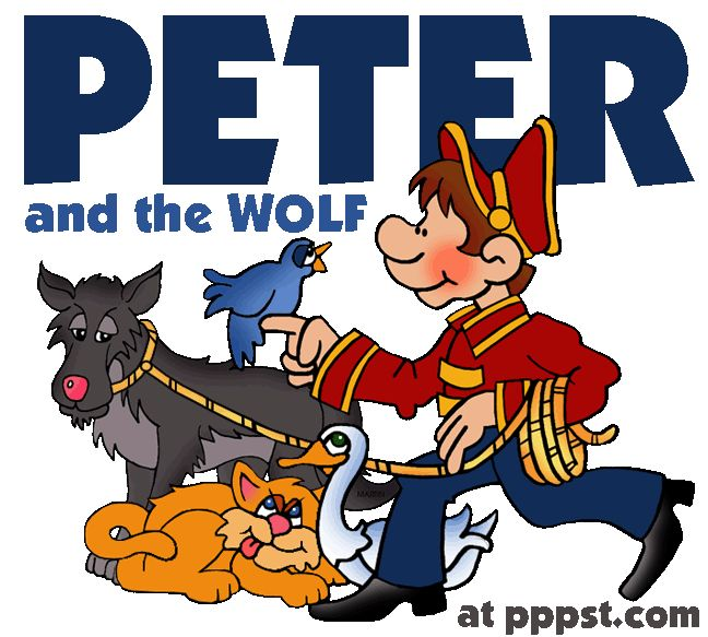 Peter and the Wolf power points (free)