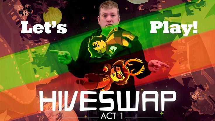 Dreams really do come true, specially nightmares! Hiveswap part 1