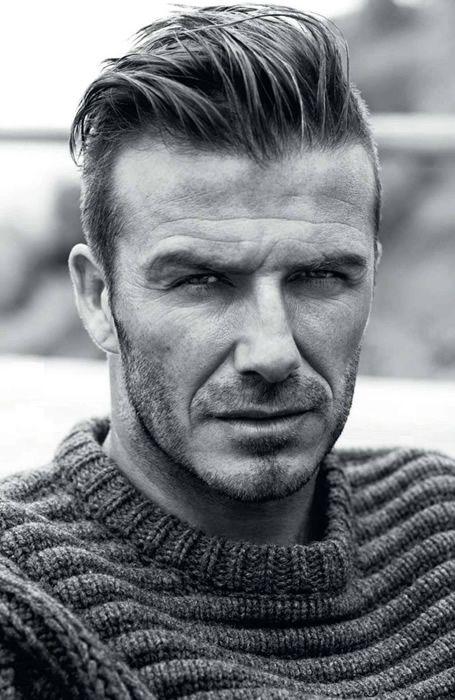 David Beckham #hairstyle #menshairstyle #hair