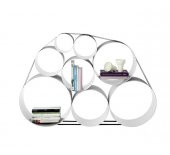 Muuto OTO 100 Storage System in Deep White
