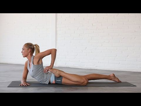 the following poses will help any runner stretch out the