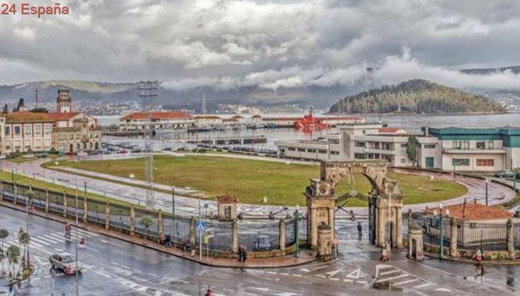 La Escuela Naval Militar de Marín, Premio Terras Gauda a la institución del año