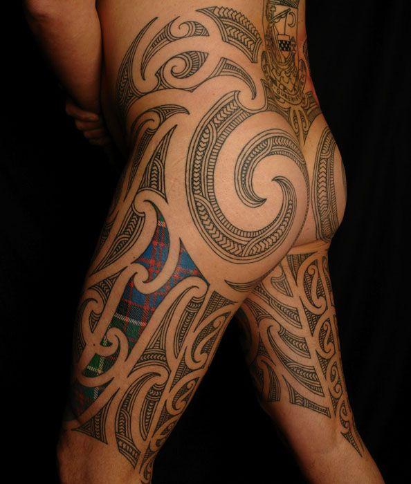 Maori Moko Tattoos: Best Maori Tattoos In The World, Maori Tattoos Video